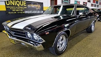 1969 Chevrolet Chevelle for sale 100989373