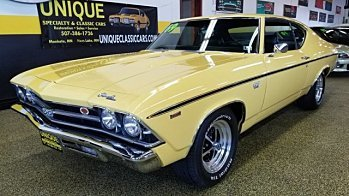 1969 Chevrolet Chevelle for sale 100992897
