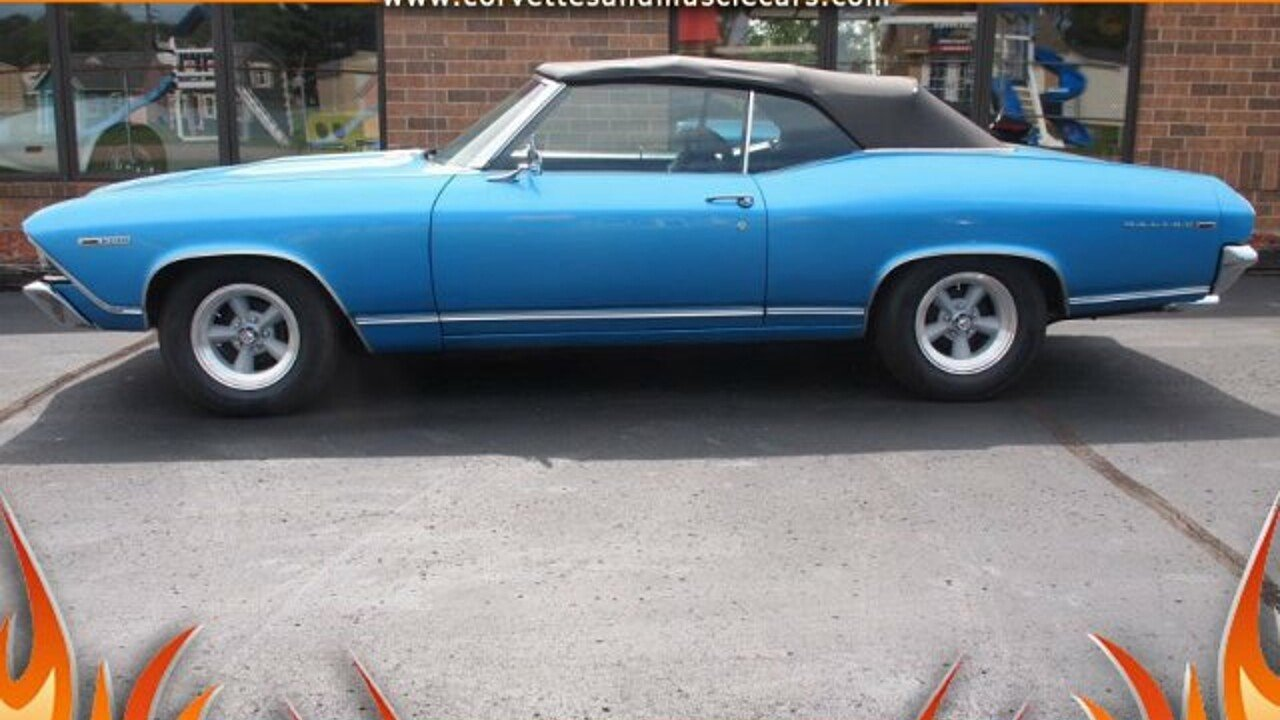 1969 Chevrolet Chevelle for sale 101030524