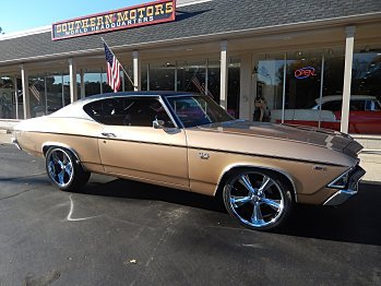 1969 Chevrolet Chevelle for sale 101044632
