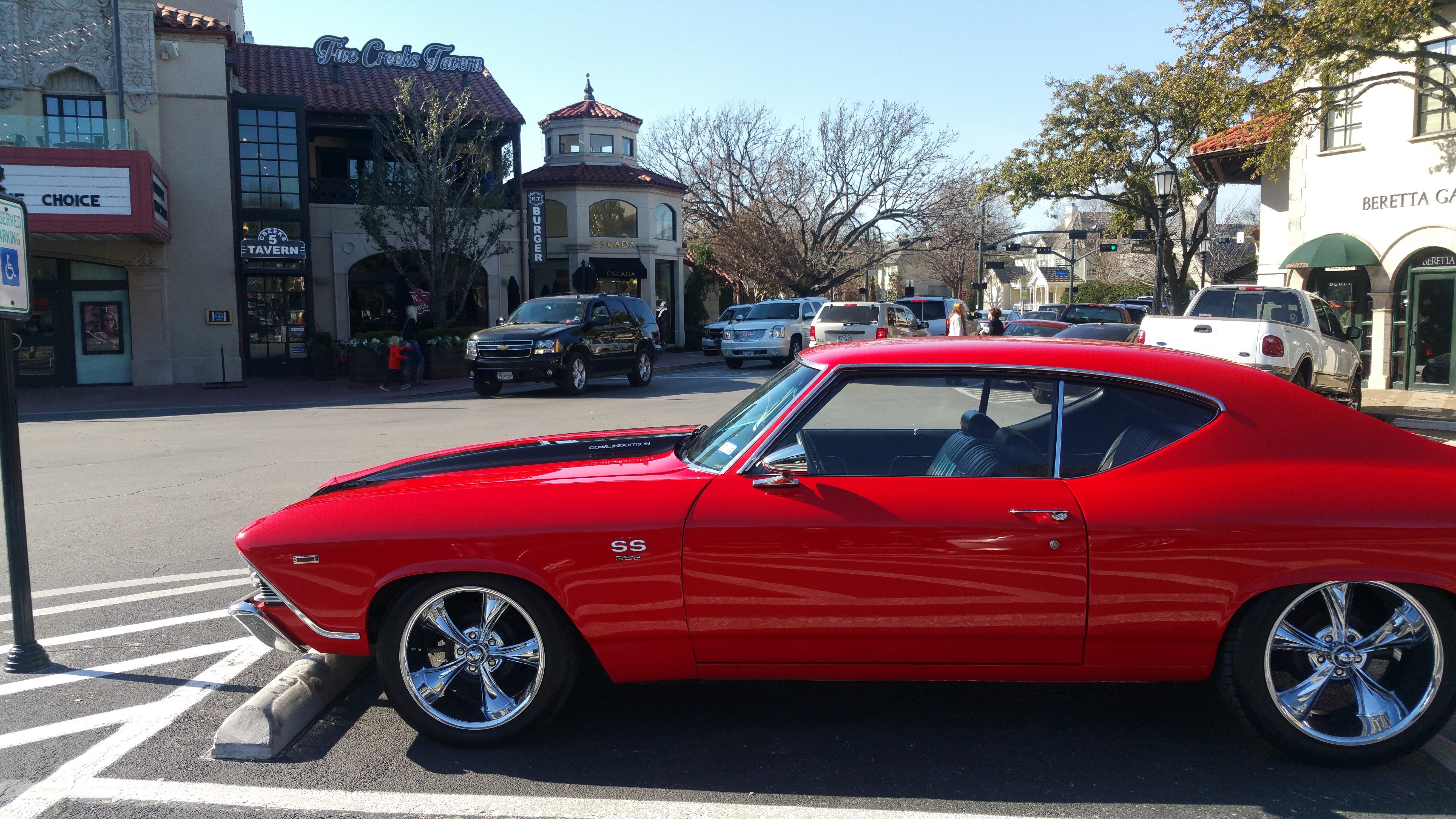 Texas Muscle Cars. Fabulous Large Picture Of Chevrolet Chevelle ...