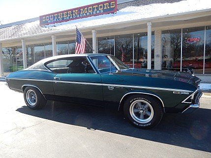 1969 Chevrolet Chevelle for sale 100962646
