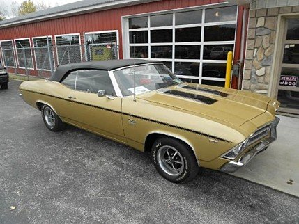 1969 Chevrolet Chevelle for sale 100825396