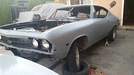 1969 Chevrolet Chevelle for sale 100825490