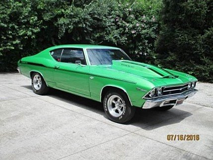 1969 Chevrolet Chevelle for sale 100825561