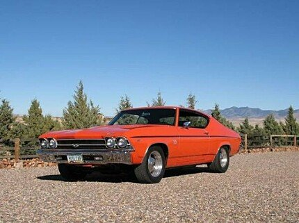 1969 Chevrolet Chevelle for sale 100837725