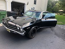 1969 Chevrolet Chevelle for sale 100846845