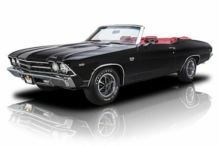1969 Chevrolet Chevelle for sale 100889378