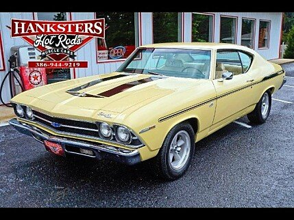 1969 Chevrolet Chevelle for sale 100912228