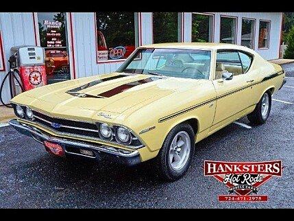 1969 Chevrolet Chevelle for sale 100912228