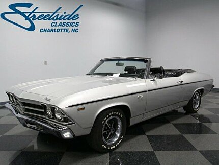 1969 Chevrolet Chevelle for sale 100946587