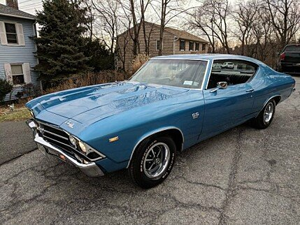 1969 Chevrolet Chevelle for sale 100952979