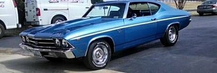 1969 Chevrolet Chevelle for sale 100956805