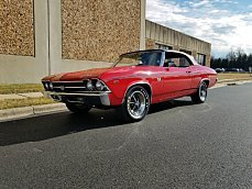 1969 Chevrolet Chevelle for sale 100963071