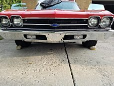 1969 Chevrolet Chevelle for sale 100967627