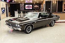 1969 Chevrolet Chevelle for sale 100968380