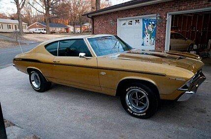1969 Chevrolet Chevelle for sale 100984686