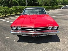 1969 Chevrolet Chevelle for sale 100989601