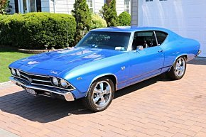 1969 Chevrolet Chevelle for sale 100991676
