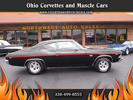 1969 Chevrolet Chevelle for sale 100994533