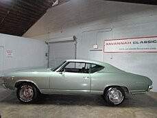 1969 Chevrolet Chevelle for sale 100997237
