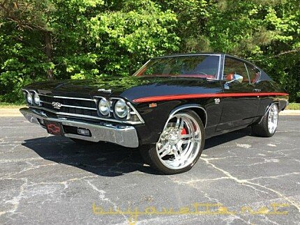 1969 Chevrolet Chevelle for sale 100998229