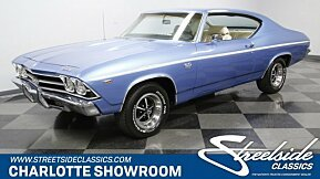 1969 Chevrolet Chevelle for sale 101000077