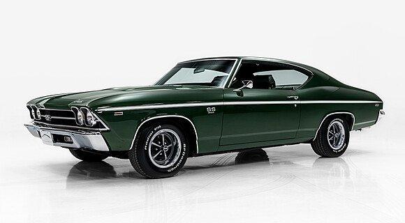 1969 Chevrolet Chevelle for sale 101003739