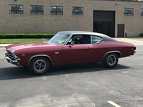 1969 Chevrolet Chevelle for sale 101011507