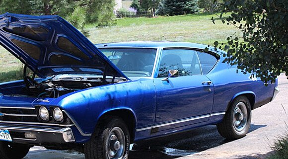1969 Chevrolet Chevelle for sale 101016956