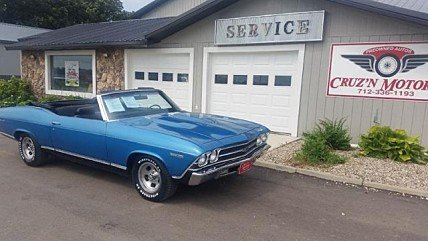 1969 Chevrolet Chevelle for sale 101018231