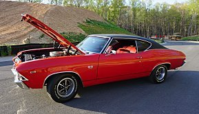 1969 Chevrolet Chevelle for sale 101020636