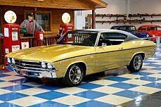 1969 Chevrolet Chevelle for sale 101023936