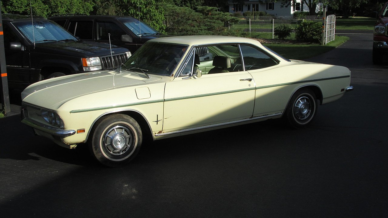 1969 Chevrolet Corvair for sale near Mukwonago, Wisconsin 53149-9366 ...