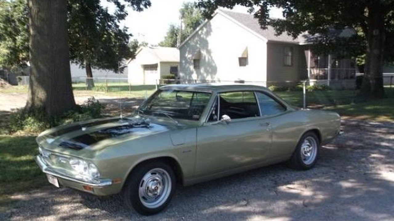 1969 Chevrolet Corvair for sale 100945069