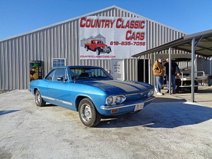 1969 Chevrolet Corvair for sale 100965932