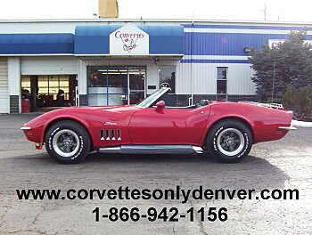 1969 Chevrolet Corvette for sale 100745629