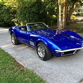 1969 Chevrolet Corvette Convertible for sale 100767076