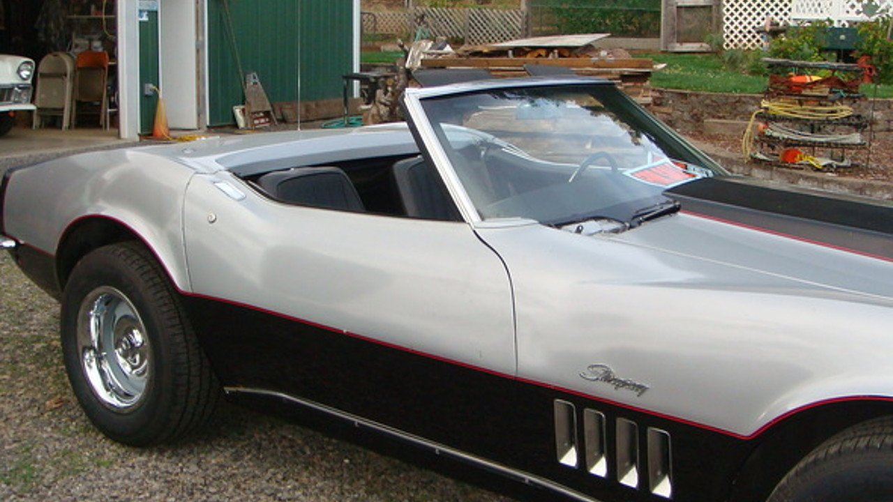 1969 Chevrolet Corvette for sale 100791862