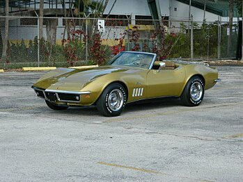 1969 Chevrolet Corvette for sale 100855289