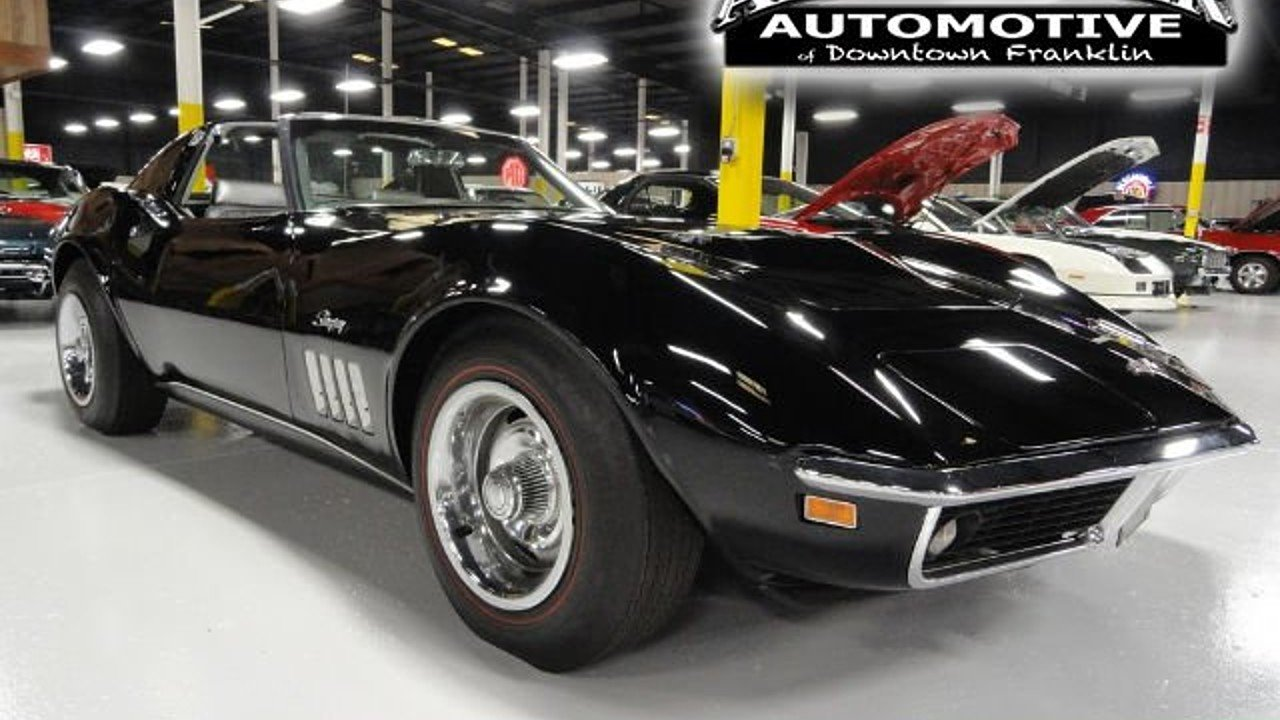 1969 Chevrolet Corvette for sale 100860555