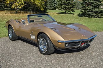 1969 Chevrolet Corvette for sale 100916971