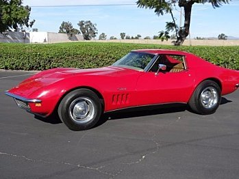 1969 Chevrolet Corvette for sale 100929229