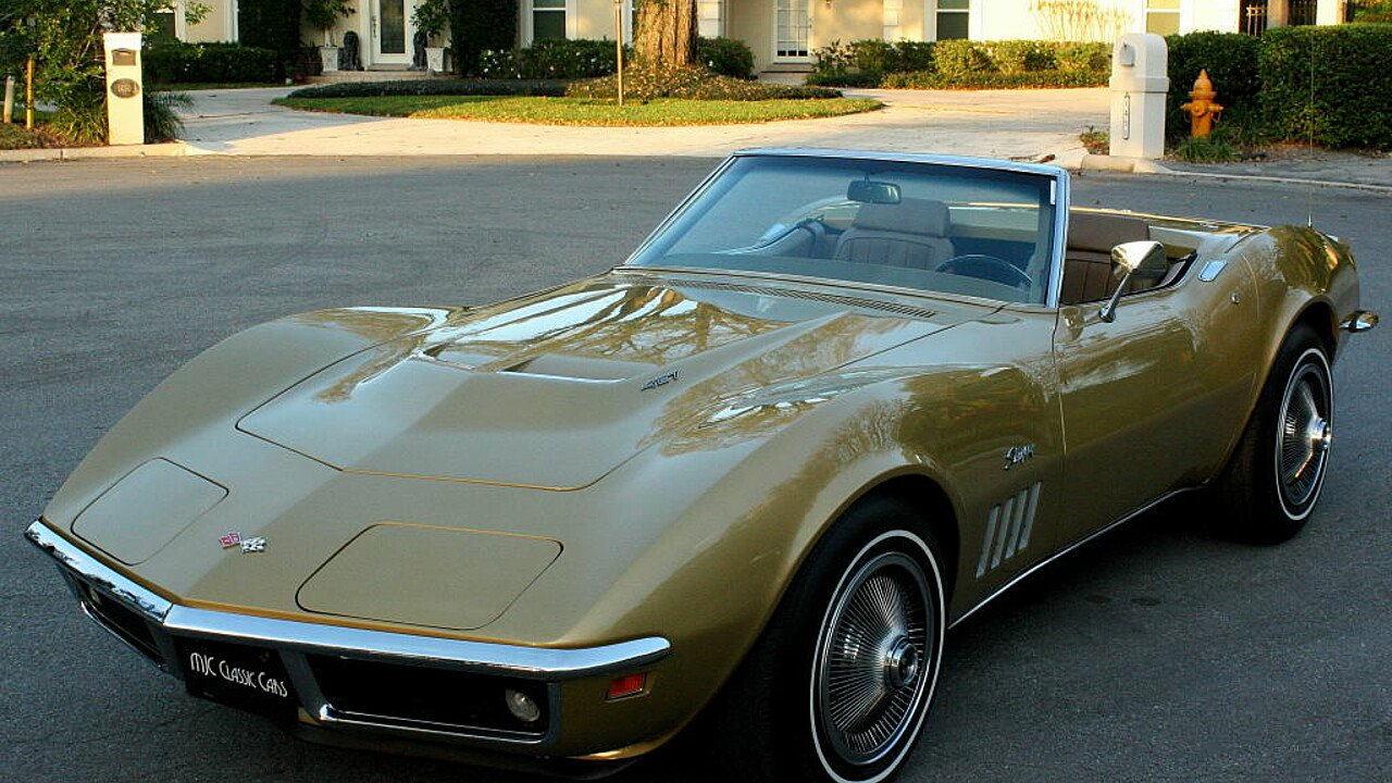 1969 Chevrolet Corvette for sale 100959324