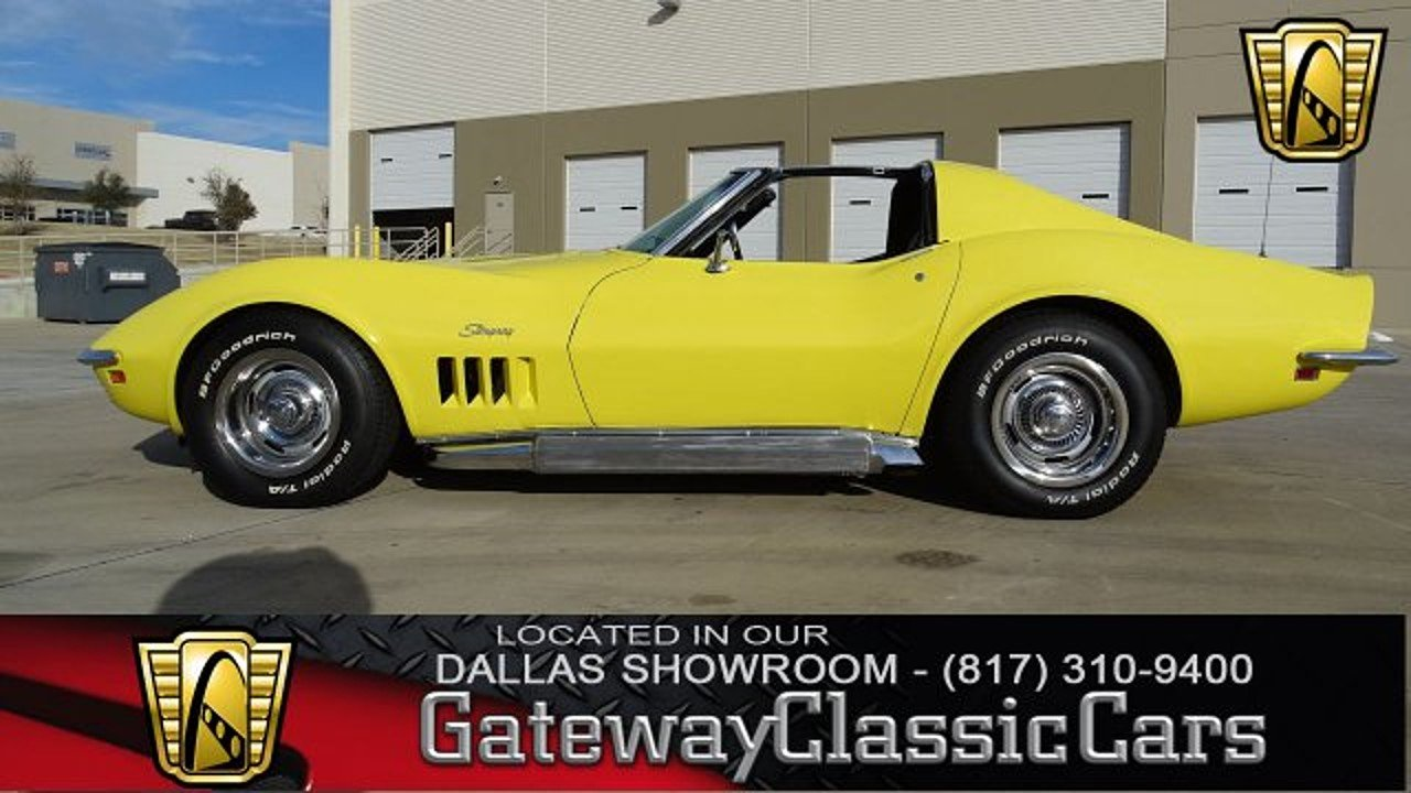 1969 Chevrolet Corvette for sale near O Fallon, Illinois 62269 ...