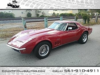 1969 Chevrolet Corvette for sale 100970882