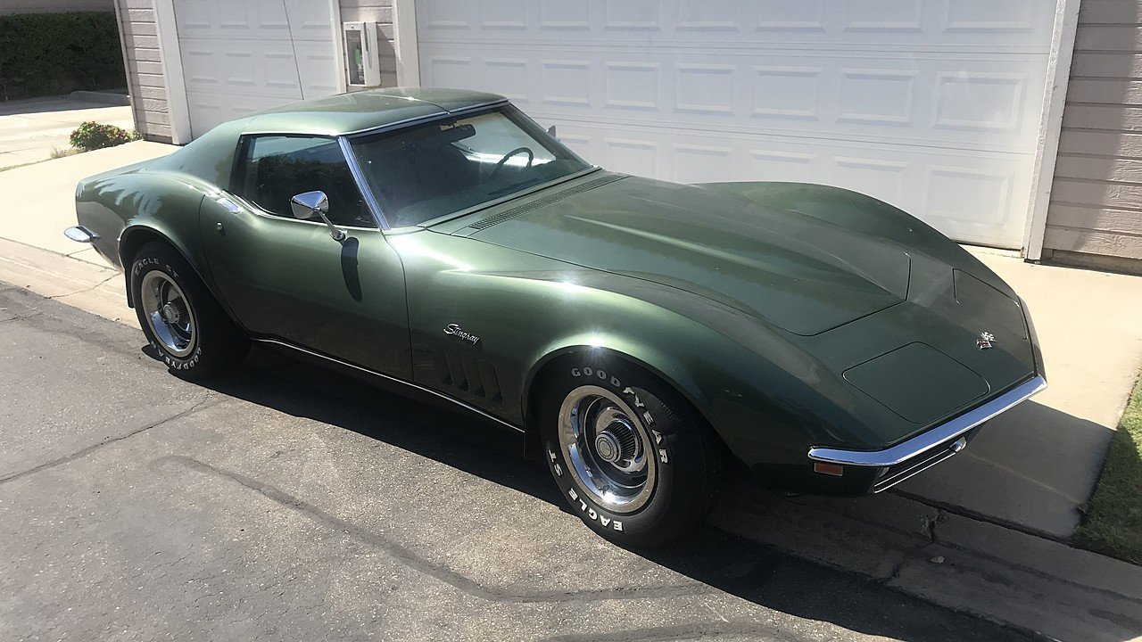 1969 Chevrolet Corvette Coupe for sale 101000862