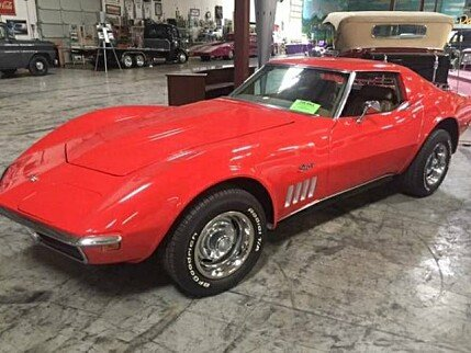 1969 Chevrolet Corvette for sale 100836507