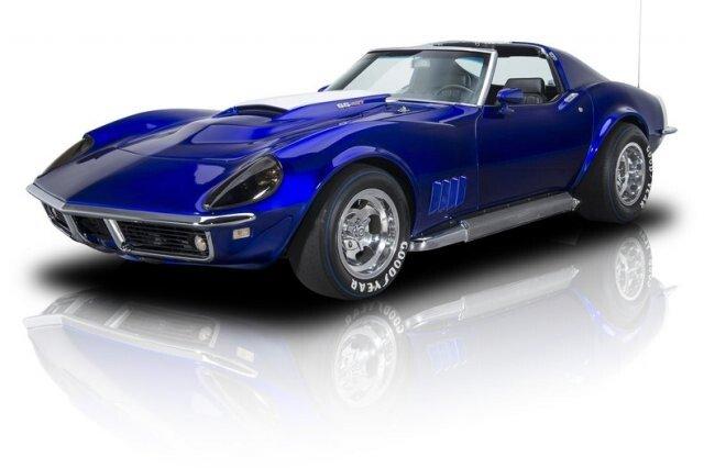 Corvette Stingray 1969 >> 1969 Chevrolet Corvette Classics For Sale Classics On Autotrader