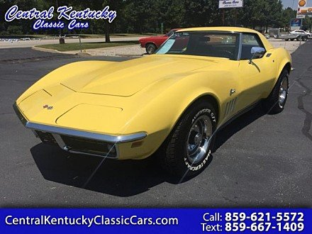 1969 Chevrolet Corvette for sale 100991192